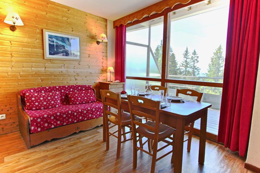 Vacances en montagne Appartement 3 pièces 6 personnes (01) - Résidence les Villages du Bachat Droseras - Chamrousse - Séjour