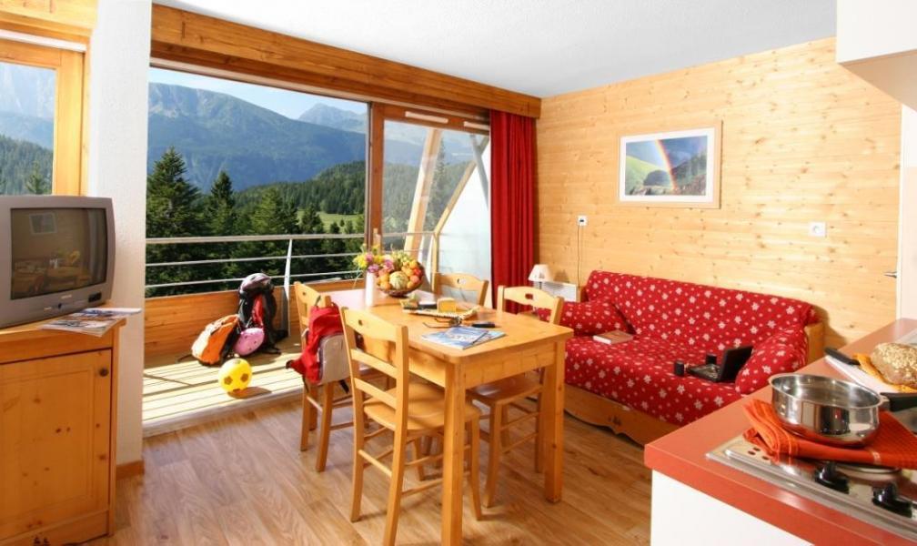Vakantie in de bergen Résidence les Villages du Bachat - Chamrousse - Eethoek