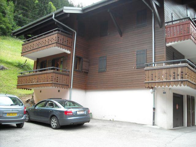 Vacaciones en montaña Apartamento cabina para 4 personas (06B) - Résidence les Voinettes - Châtel - Verano