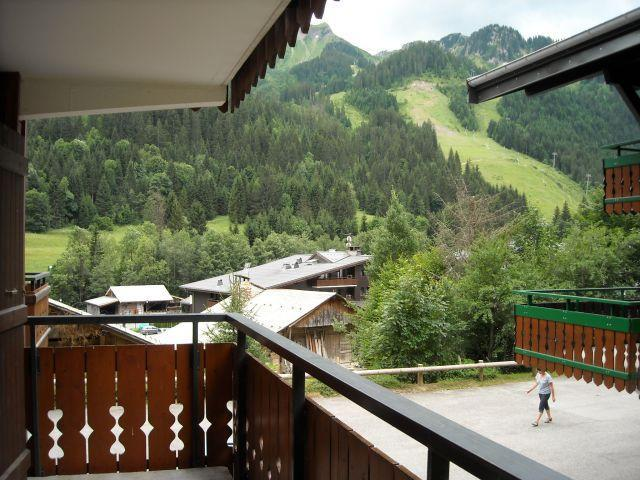 Vacaciones en montaña Apartamento cabina para 4 personas (06B) - Résidence les Voinettes - Châtel