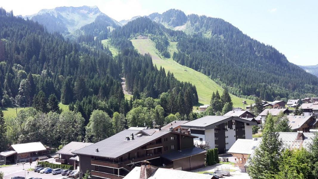 Vacaciones en montaña Apartamento 2 piezas mezzanine para 5 personas (15B) - Résidence les Voinettes - Châtel