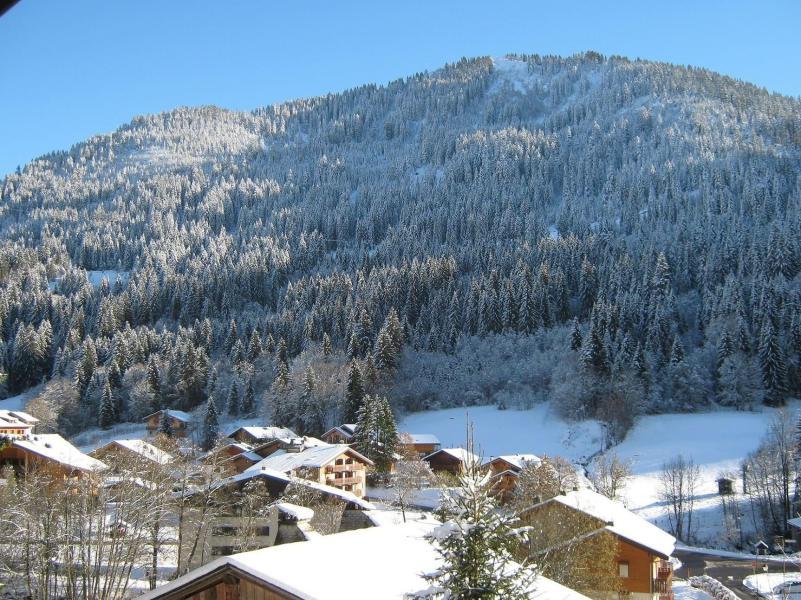 Vacaciones en montaña Apartamento cabina para 4 personas (28A) - Résidence les Voinettes - Châtel
