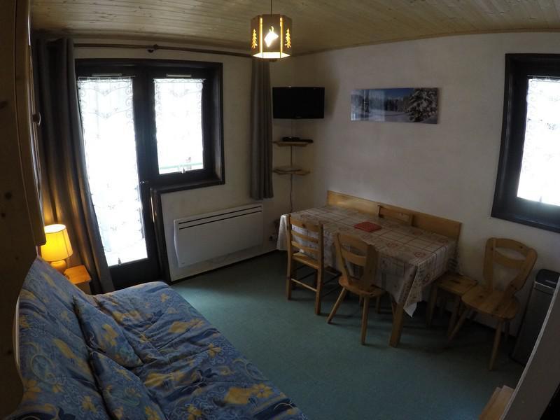 Vacaciones en montaña Estudio para 4 personas (25A) - Résidence les Voinettes - Châtel