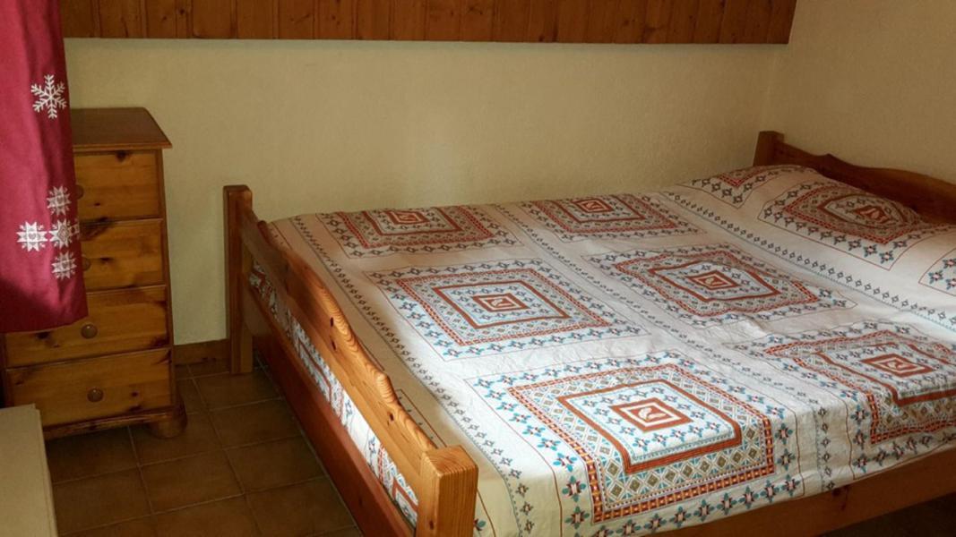 Vacaciones en montaña Apartamento 2 piezas mezzanine para 5 personas (15B) - Résidence les Voinettes - Châtel - Habitación
