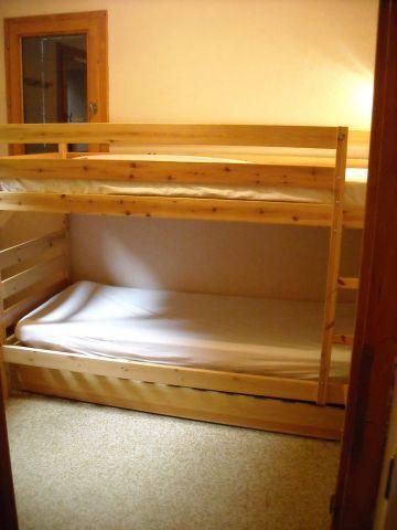 Vacaciones en montaña Apartamento cabina para 4 personas (06B) - Résidence les Voinettes - Châtel - Camas literas