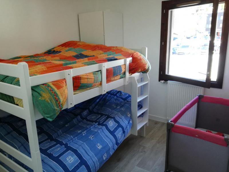 Каникулы в горах Апартаменты 2 комнат 6 чел. (A604) - Résidence Lodges 1970 - La Plagne - Комната