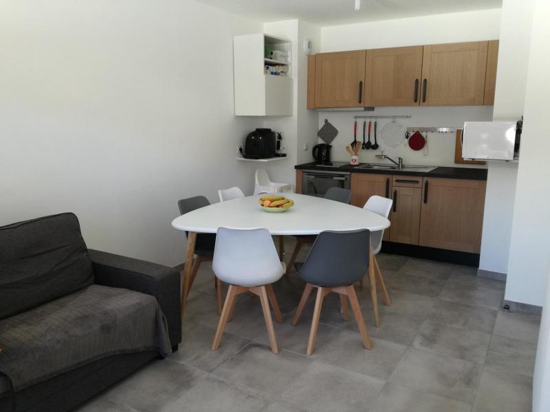 Каникулы в горах Апартаменты 2 комнат 6 чел. (A604) - Résidence Lodges 1970 - La Plagne - Небольш&