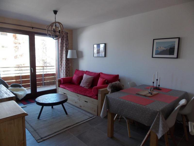 Wakacje w górach Apartament 2 pokojowy 4 osób (A401) - Résidence Lodges 1970 - La Plagne