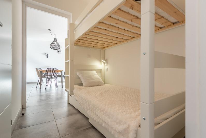 Wakacje w górach Apartament 3 pokojowy 6 osób (A402) - Résidence Lodges 1970 - La Plagne