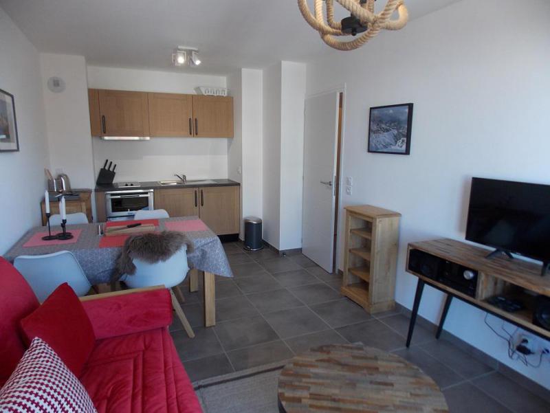 Wakacje w górach Apartament 2 pokojowy 4 osób (A401) - Résidence Lodges 1970 - La Plagne - Zakwaterowanie