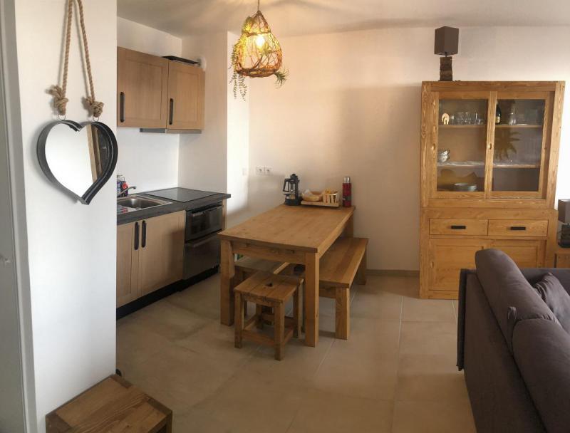 Wakacje w górach Apartament 2 pokojowy 5 osób (B605) - Résidence Lodges 1970 - La Plagne - Zakwaterowanie