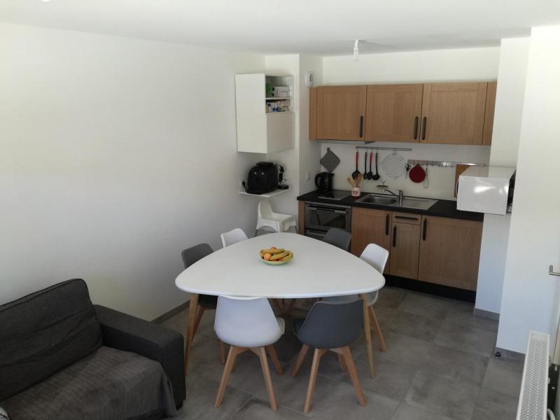 Wakacje w górach Apartament 2 pokojowy 6 osób (A604) - Résidence Lodges 1970 - La Plagne - Ławką