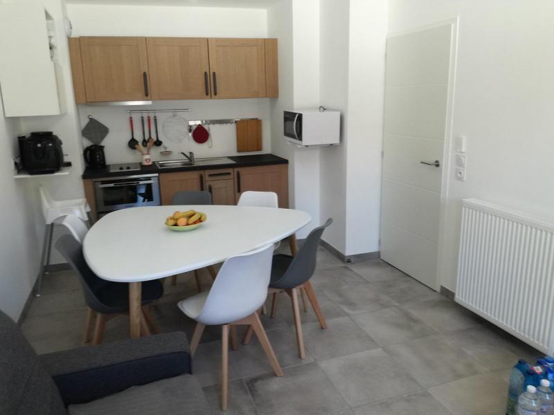 Wakacje w górach Apartament 2 pokojowy 6 osób (A604) - Résidence Lodges 1970 - La Plagne - Stołem
