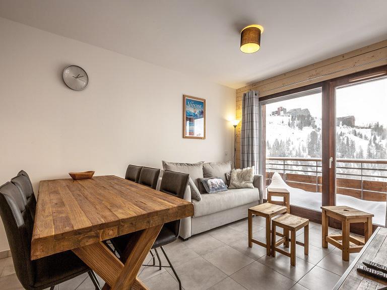 Wakacje w górach Apartament 3 pokojowy 6 osób (A507) - Résidence Lodges 1970 - La Plagne - Zakwaterowanie