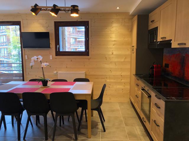 Wakacje w górach Apartament 4 pokojowy 8 osób (B304) - Résidence Lodges 1970 - La Plagne - Zakwaterowanie