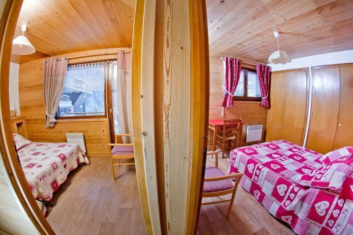 Vacaciones en montaña Apartamento 3 piezas para 7 personas (CAN004) - Résidence Lou Candres - Châtel