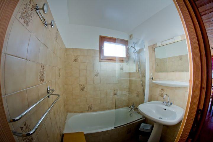 Vacaciones en montaña Apartamento 3 piezas para 7 personas (CAN004) - Résidence Lou Candres - Châtel - Cuarto de baño