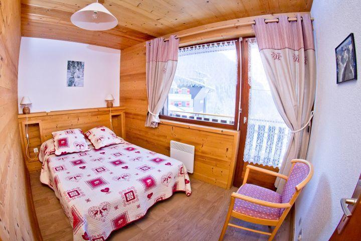 Vacaciones en montaña Apartamento 3 piezas para 7 personas (CAN004) - Résidence Lou Candres - Châtel - Habitación