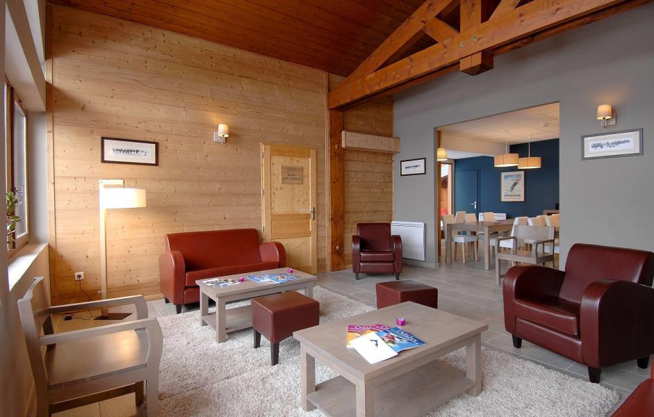 Vacanze in montagna Résidence Lune Argent - Megève - Reception