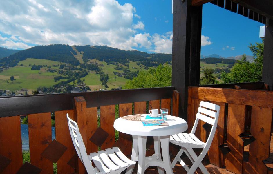 Vacanze in montagna Résidence Lune Argent - Megève - Esteriore estate