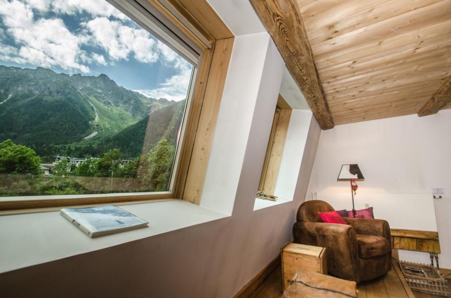 Vacances en montagne Appartement 3 pièces 5 personnes - Résidence Lyret 1 - Chamonix - Extérieur été