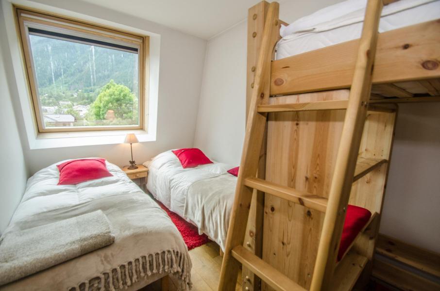 Vacances en montagne Appartement 3 pièces 5 personnes - Résidence Lyret 1 - Chamonix - Chambre