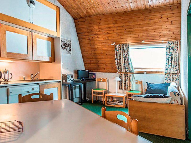 Vacaciones en montaña Appartement  2 pièces 6 personnes - Vue mer - Résidence Maeva Aiguille - Chamonix