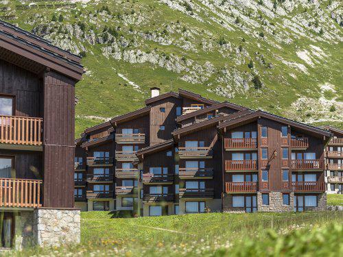 Vakantie in de bergen Résidence Maeva Emeraude - La Plagne