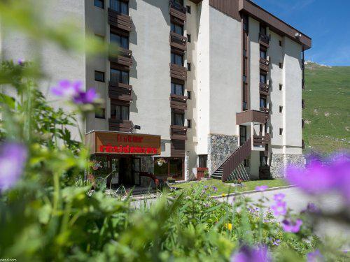 Location au ski Residence Maeva Inter-Residences - Tignes - Extérieur été