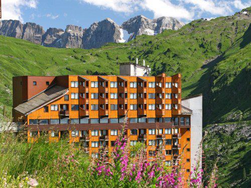 Location au ski Résidence Maeva l'Hermine - Avoriaz - Extérieur été