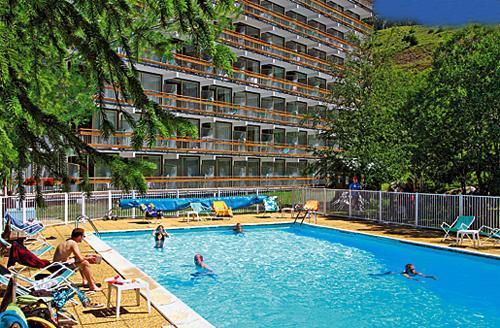 Location au ski Residence Maeva Le Moriond - Courchevel - Extérieur été