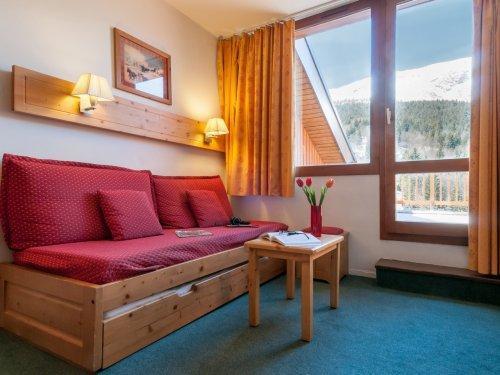 Vakantie in de bergen Résidence Maeva le Peillon - Méribel - Bedbank