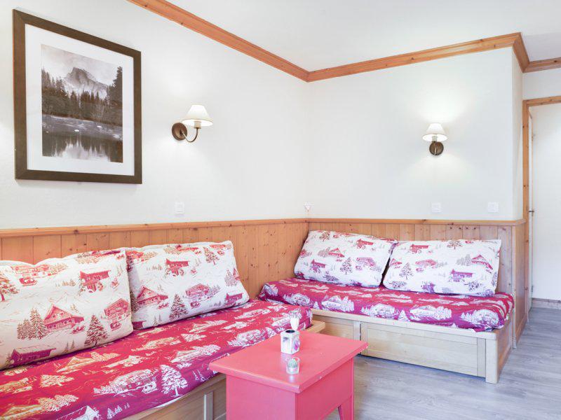 Vacances en montagne Appartement 2 pièces 5 personnes (Sélection) - Résidence Maeva Particuliers Athamante et Valériane - Valmorel