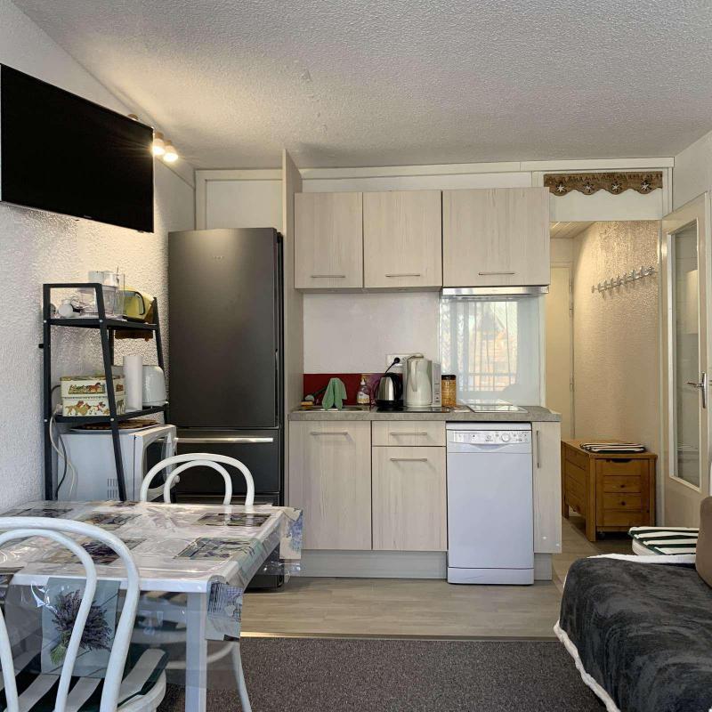 Wakacje w górach Apartament 2 pokojowy 6 osób (36) - Résidence Mélèzen - Vars - Kuchnia