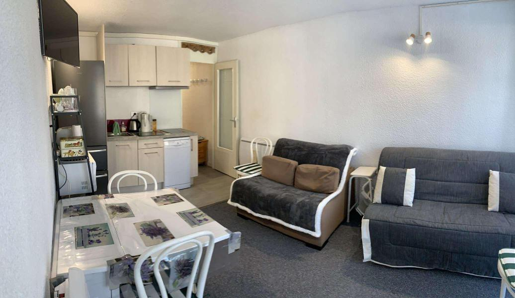 Wakacje w górach Apartament 2 pokojowy 6 osób (36) - Résidence Mélèzen - Vars - Ławką