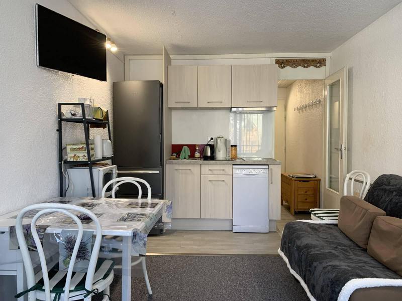 Wakacje w górach Apartament 2 pokojowy 6 osób (36) - Résidence Mélèzen - Vars - Pokój gościnny