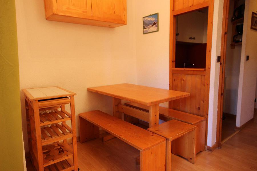 Vacances en montagne Studio cabine 4 personnes (419) - Résidence Michailles - Peisey-Vallandry