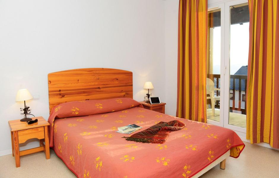Urlaub in den Bergen Résidence Mille Soleils - Font Romeu - Doppelbett