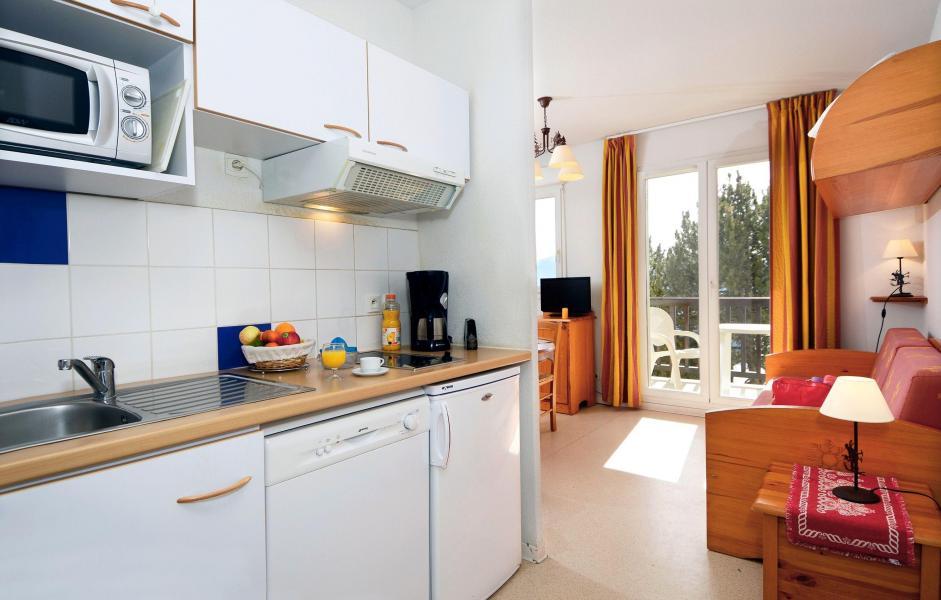 Urlaub in den Bergen Résidence Mille Soleils - Font Romeu - Küche