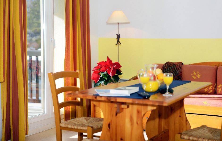 Urlaub in den Bergen Résidence Mille Soleils - Font Romeu - Wohnzimmer