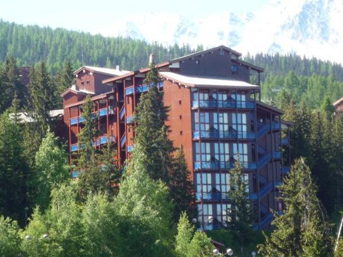 Holiday in mountain resort Résidence Mirantin 1 - Les Arcs