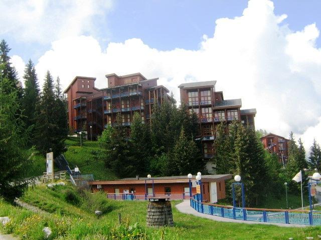 Location au ski Résidence Mirantin 2 - Les Arcs - Extérieur été