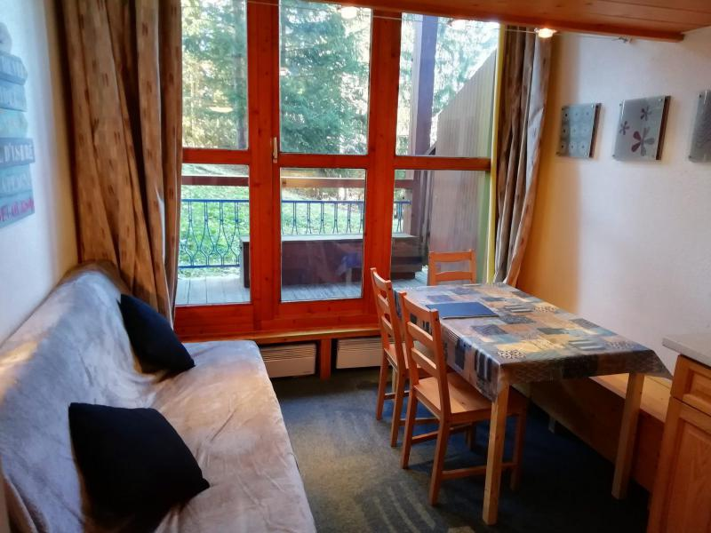 Vacances en montagne Studio mezzanine 4 personnes (203) - Résidence Mirantin 2 - Les Arcs