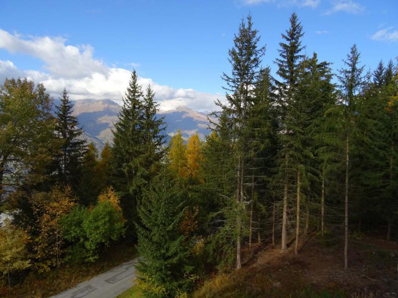 Vacances en montagne Studio coin montagne 4 personnes (404) - Résidence Miravidi - Les Arcs