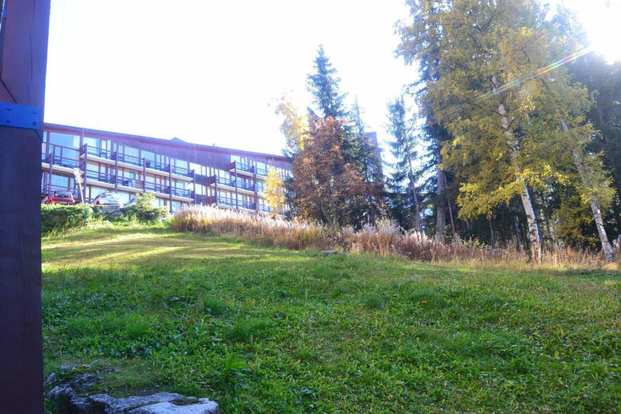 Vacances en montagne Studio coin montagne 4 personnes (117) - Résidence Miravidi - Les Arcs