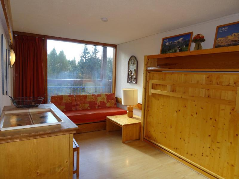 Vacances en montagne Studio coin montagne 4 personnes (509) - Résidence Miravidi - Les Arcs