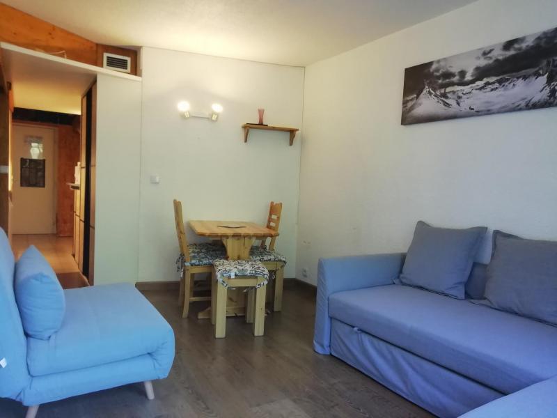 Vacances en montagne Studio coin montagne 4 personnes (106) - Résidence Miravidi - Les Arcs