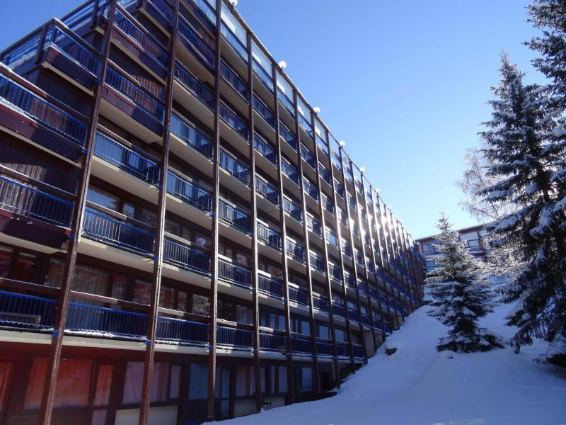 Vacances en montagne Résidence Miravidi - Les Arcs
