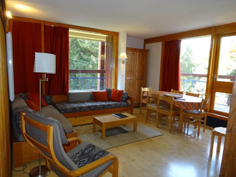 Vacances en montagne Appartement 3 pièces 6 personnes (101) - Résidence Miravidi - Les Arcs - Logement