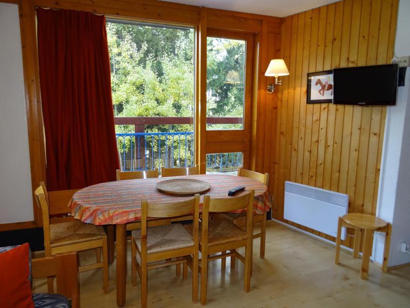 Vacances en montagne Appartement 3 pièces 6 personnes (101) - Résidence Miravidi - Les Arcs - Séjour